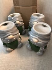 pottery barn gnomette mugs