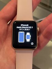 apple watch series 3 38mm rose gold cellular