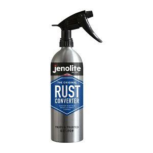 Jenolite Rust Converter - Converts Rust, Ready to Paint- Trigger Spray - 1 Litre