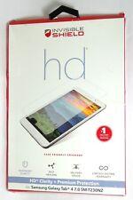 "ZAGG - InvisibleShield HD Original Screen Protector for Samsung Galaxy Tab 4 7"""