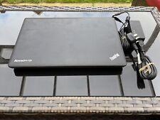 "Lenovo ThinkPad Edge E545 5.6"" Laptop AMD A8 Radeon Graphics 8GB 500GB Windows 7"