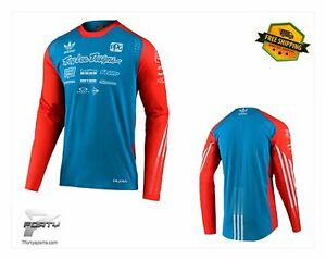 Troy Lee Designs Ultra Limited Team Edition Jersey Adidas MX Off Road Dirt Bike