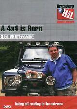 A 4X4 IS BORN DVD 3.5L V8 OFF-ROADER  - LAND ROVER