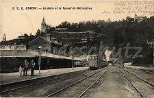 Erster Weltkrieg (1914-18) Ansichtskarten aus Europa für Architektur/Bauwerk und Eisenbahn & Bahnhof