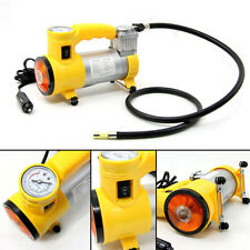12V 150PSI  Portable Mini Car Air Compressor Electric Tire Inflator Pump Tyre