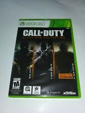 Call Of Duty Black Ops Collection Xbox 360 Discs Near Mint Very Fast Shipping