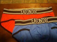 Eatondix Mens Underwear , set of 2, XLarge, fits medium