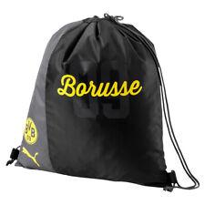0ea8db3cf1dc PUMA BVB Fanwear Borussia Dortmund Gym Sack Training Backpack Drawstring  Shoebag