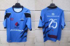 Maillot rugby ARGENTINA LEGENDS porté n°25 Argentine camiseta shirt jersey L
