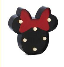 Disney Minnie Mouse Led Light. Primark.