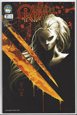 FATHOM KIANI #2A VOLUME 1 (2007) NEAR MINT 9.4 MICHAEL TURNER
