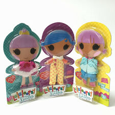 3 Lalaloopsy Littles Winter Coat/Pajamas/Play Clothes Outfit Cloth New InPackage
