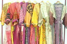 20 Pc Lot  Saree kimono Robe Night Wear Spa Robe Beauty Parlour Robe
