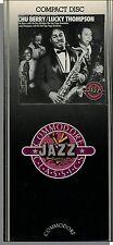 Giants of the Tenor Sax (1938-44) - Chu Berry & Lucky Thompson! New 1988 CD!