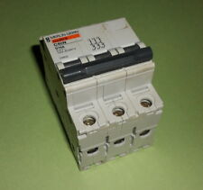 Merlin Gerin Multi 9 C60N D16A 3-Pole 16 Amp Circuit Breaker Super Fast Shipping