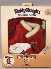World of Wonder Teddy Ruxpin Adventure Outfits: Flying Outfit
