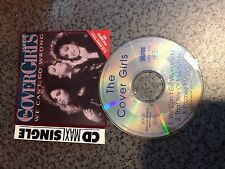 MCD The Cover Girls WE Cant Go Wrong Maxi CD 1989 Bellaphon