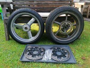 Triumph Daytona 675 Wheels WOW 06-12