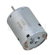 Silver Iron 30000RPM 370 Brush Electric Motor for RC1:16 RC1:18 Model Car
