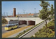 Nijmegen  Tunnel met Station