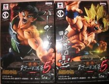 Dragon Ball Figure SCultures Big Gokou Goku & Bardock Set BANPRESTO Japan