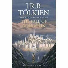 J.R.R. Tolkien - The Fall of Gondolin (Hardback)   *NEW* + FREE P&P