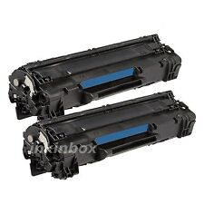 2PK 78A CE278A Compatible Toner Cartridge For LaserJet P1606dn M1536dnf New