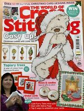 Christmas Festive Designs Issue 131 The World of Cross Stitching Magazine