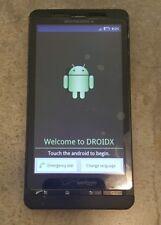 Motorola Droid X MB810 Android Smartphone Verizon Black No Contract