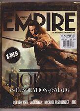 EMPIRE UK MAGAZINE #294 DEC 2013, The HOBBIT, Desolation of Smaug, COVER 3.