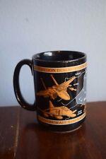 Operation Desert Storm Hill AFB Military Coffee Mug Cup Kuwait  Jan 16 1991