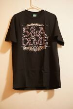 5 & a Dime x Flying Coffin shirt size Large