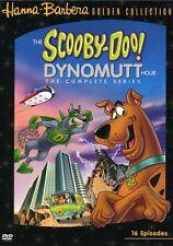 Scooby-Doo! Dynomutt Hour - The Complete Series [4 Discs] DVD Region 1, NTSC