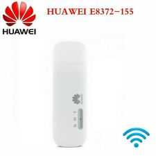 Huawei Unlocked E8372h-155 4G Modem 150Mbps LTE Router Dongle WiFi USB