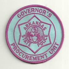 ARKANSAS STATE  POLICE PATCH /