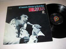 ELVIS PRESLEY Elvis PICKWICK Stereo NM-