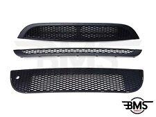 New BMW MINI Aero / JCW Aero Bumper Complete Grill Trim Set R50 R52 R53 jcw