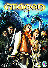 Eragon DVD Edward Speleers Jeremy Irons New and Sealed