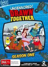 Drawn Together : Season 1 (DVD, 2010)