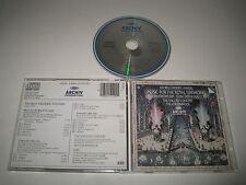 G.F.HANDEL/MUSIC FOR THE ROYAL FIREWORKS(ARCHIV/415 129-2)CD ALBUM