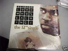 """DR ALBAN LOOK WHO'S TALKING 12"""" Sealed 1995 Logic"""