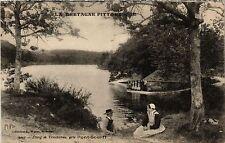 CPA  La Bretagne Pittoresque - Étang de Truncháteau prés Pont-Scorff   (457810)