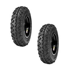 "DWT MX V3 A5 Aluminum Front Wheels/Tires 20x6-10"" 6-Ply Suzuki LTZ400 LTR450"