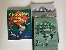 Abeka 6 Choosing Good Health