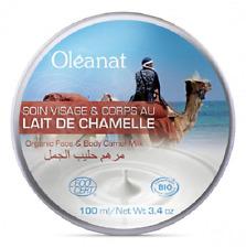Kamelmilch Hautcreme 100ml Sheabutter BIO AntiFalten Feuchtigkeit Gesichtspflege
