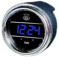 Digital Clock Gauge for Kenworth 2006+