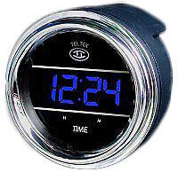 Digital Clock Gauge for Kenworth 2006+