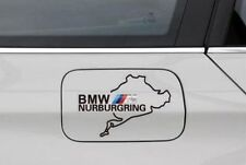 New Nurburgring Race Track Tank Decal Vinyl for BMW Auto sticker black logo