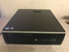 HP Pro 6300 SFF Quad Core i5 8GB RAM No Hard Drive No OS Quick Ship