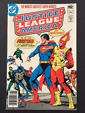 Justice League #179 MARK JEWELERS VARIANT SCARCE 1st Print FN/VF